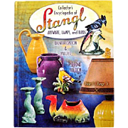 SALE Collector's Encyclopedia Of Stangl Artware, Lamps, & Birds by Runge