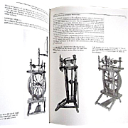 Spinning Wheel Building and Restoration 1981 1st Edition by Kronenberg