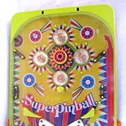 Vintage Epoch's Super Pinball Game