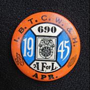 International Brotherhood of Teamsters Chauffeurs Warehousemen and Helpers of America (I.B.T.C