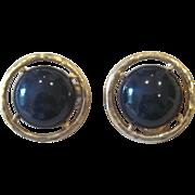 LES BERNARD- Large Runway Vintage Earrings
