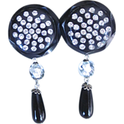 Fun and Elegant Vintage Earrings