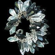 Fun Vintage Lucite Charm Bracelet