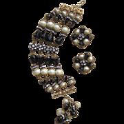 HOBE- Stunning Bracelet and Earrings