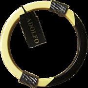 ADOLFO- Old Stock Super Bangle Bracelet
