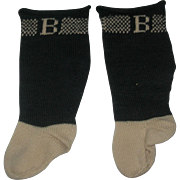 SALE PENDING Clean Vintage Bebe socks