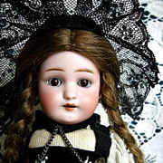 REDUCED German 12'' Handwerck S&H All Original Doll