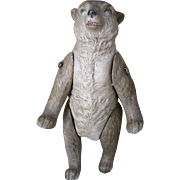 Rare 5 1/2'' Hertwig All Bisque Bear