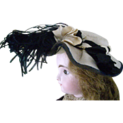 Handmade Fashion Hat for Your Lady