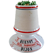 Vintage French Cassis Quenot Match Striker