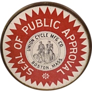 Union Cycle Manufacturing Company Cannister