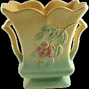 Hull Pottery Dogwood Vase