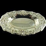 Vintage Silverplate Bread Tray