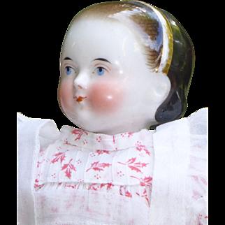 9 '' Alice Hairdo China with Taufling Body