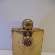 SALE Vintage Miniature Perfume Bottle