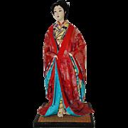 SALE Japanese Geisha Girl Doll