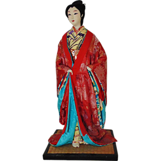SALE Japanese Geisha Girl Doll