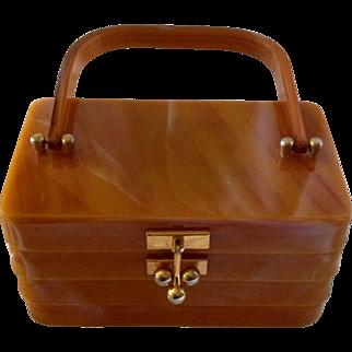 Myles Original Lucite Handbag