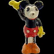 Walt Disney Enterprise Mickey Mouse Circus Train Barker