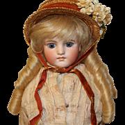 German Child Fashion Type Doll
