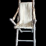 Antique chair doll circa1880