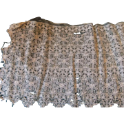 ANTIQUE LACE FRENCH