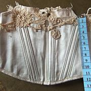 Antique:original corset