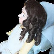 Antique wig