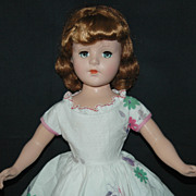 """17"""" Hard Plastic Sweet Sue by American Character"""
