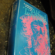 A Collection of Poems by Alfred Lord Tennyson, selected by Christopher Ricks. Published by Doubleday and Co. in 1972