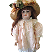 SALE The Most Exquisite Early Hand Stitched Baby Doll Jacket, Bobbin Lace, Embroidery!