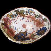 1877-90 Antique Crown Derby Platter for  J.E Caldwell Philadelphia