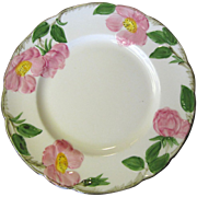 1940's Salad Plate in the Desert Rose Pattern by Franciscan China  (3 available)