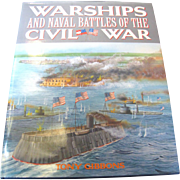 Warships and Naval Battles of the Civil War by Tony Gibbons‏