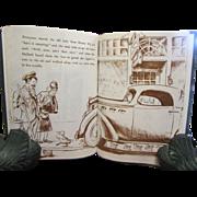 Make Way for Ducklings by Robert McCloskey (Caldecott Award Book) 1969