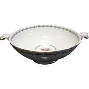 Harmony House Mount Vernon Footed Serving Bowl By Hall China