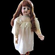 SALE Original Antique Factory Chemise Dress for Antique Doll