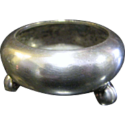 Nice Victorian Silver Plated Master Salt by Mappin Brothers of London