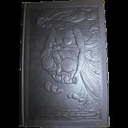 SALE Virgil's Aeneid, transl.by John Dryden, 1944 Heritage Press, ill. Carlotta Petrina in sli