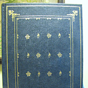 SOLD 1964, Gone With The Wind, Leatherette, International Collectors Library, Like New