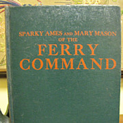 1943 Sparky Ames And Mary Mason Of The Ferry Command By Roy Snell‏