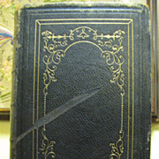 1843, Psalms and Hymns Social, Private and Public Worship in The Presbyterian Church, 1st Edition‏