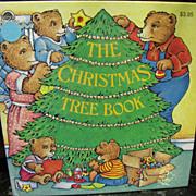 The Christmas Tree Book by Carol North, Ills. by Diane Dawson