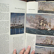 Men Ships And the Sea by Capt. Alan Villiers, National Geographic 1962‏