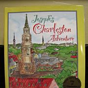 Joseph's Charleston Adventure, written, ill. & signed by Laura Jenkins Thompson
