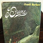 Dune by Frank Herbert, 1965 Chilton H C - Book Club Edition