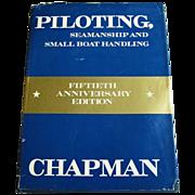 SALE Chapman Piloting Seamanship and Small Boat Handling, 50th Anniversary