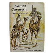 1968, Camel Caravan by Arthur Catherall, Hardcover, Illustrated