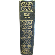 Mark Twain 1928 Collier Hardcover Book Complete Short Stories & Famous Essays