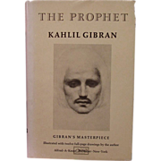 The Prophet by Kahlil Gibran, a guide to living